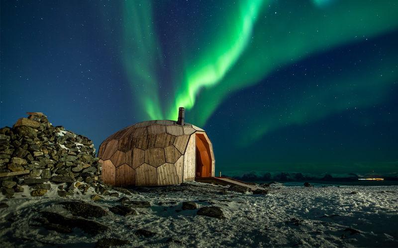Norwegian Prefabricated Hiking Cabins