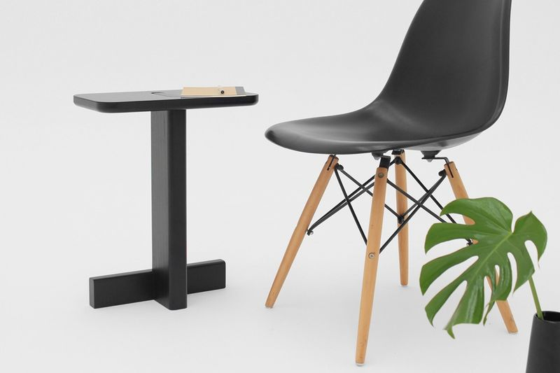 Minimalistic Joinery Tables
