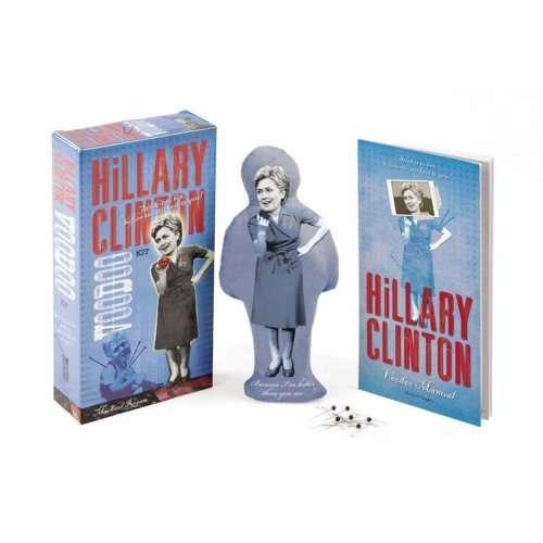 Hillary Clinton & George W. Bush Voodoo Kits