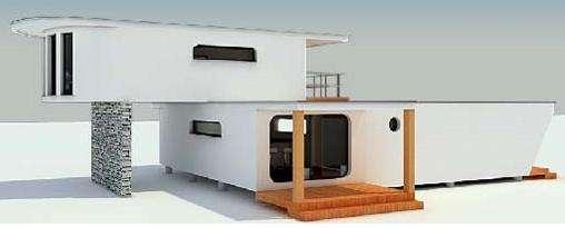 Hip Pod Houses