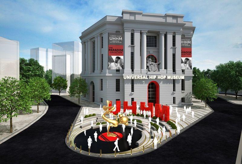 Hip Hop Museum Concepts