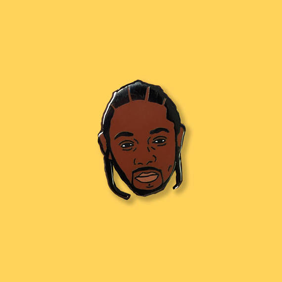 Collectible Hip Hop Pins
