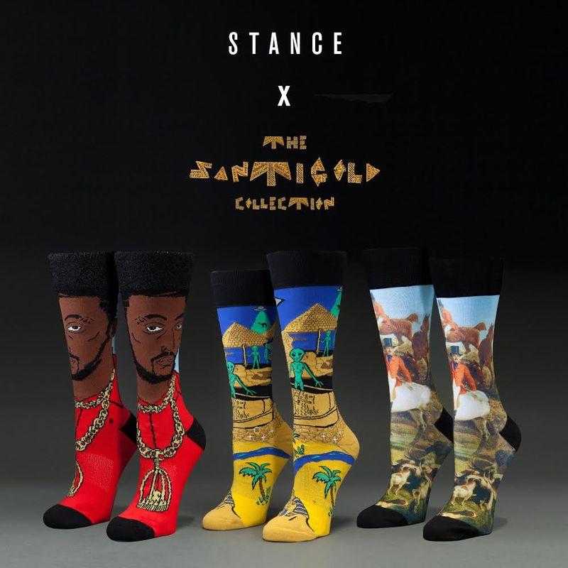 Hip Hop Socks