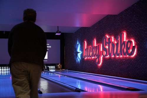 Hip Bowling Alleys