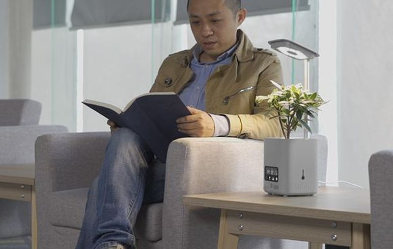 Six-in-One Smart Planters