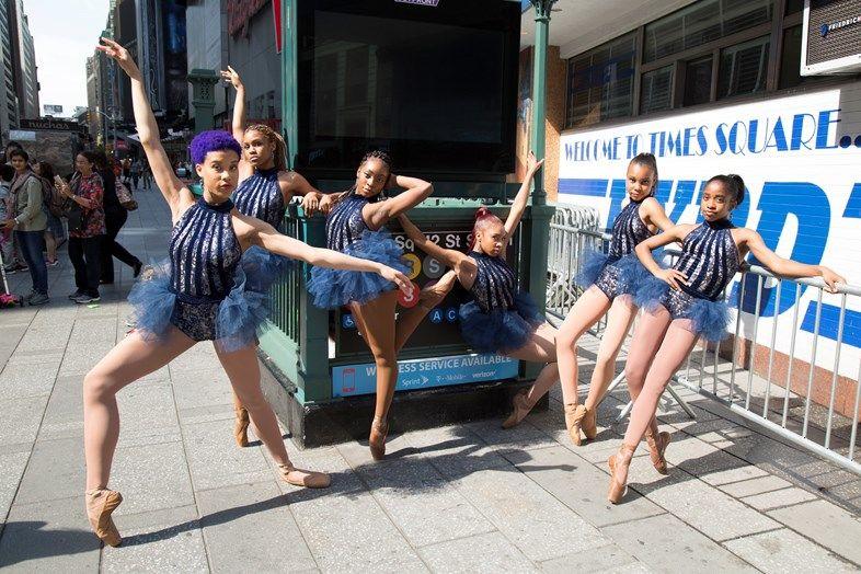 Hip-Hop Ballet Hybrids