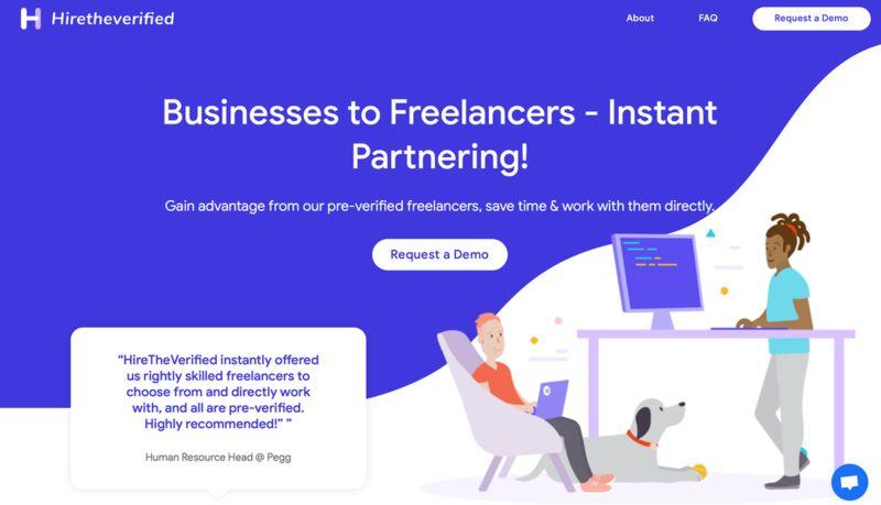 Verified Freelancer Platforms