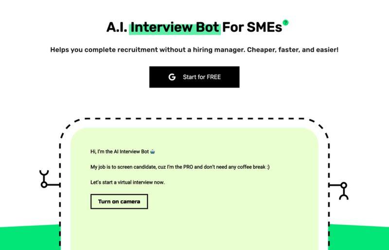 AI-Powered Interview Platforms