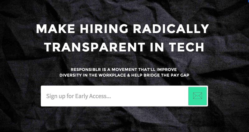 Bias-Eliminating Hiring Platforms