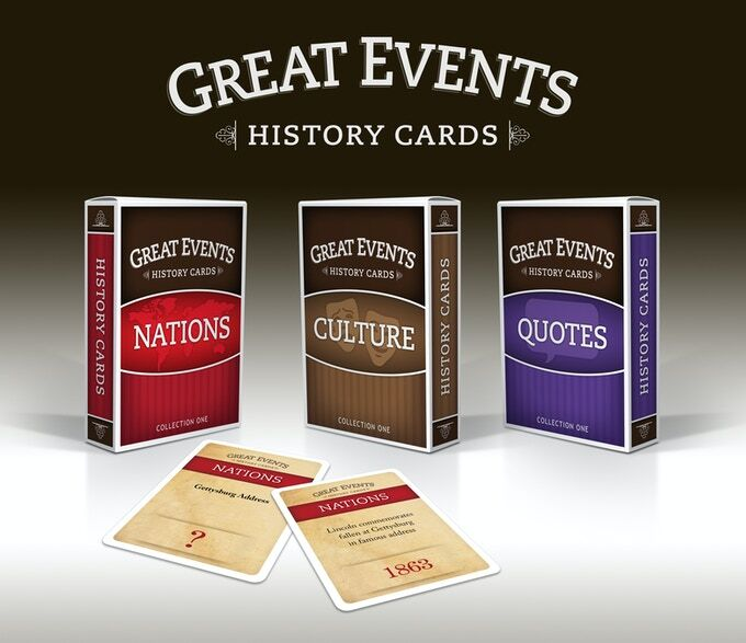 Fast-Paced Historical Card Games