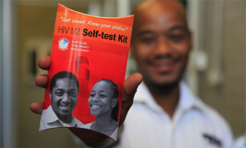 Self-Testing HIV Kits
