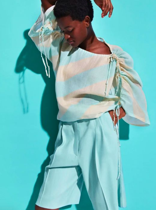 Tropical Scandinavian Fashion