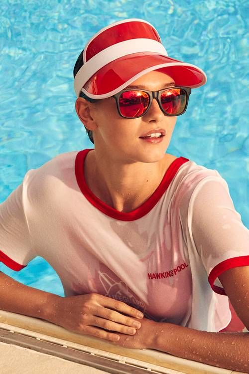 80s-Inspired TV Series Apparel : H&M and Netflix