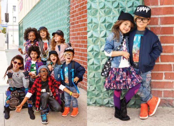 Hipster Kiddie Collections