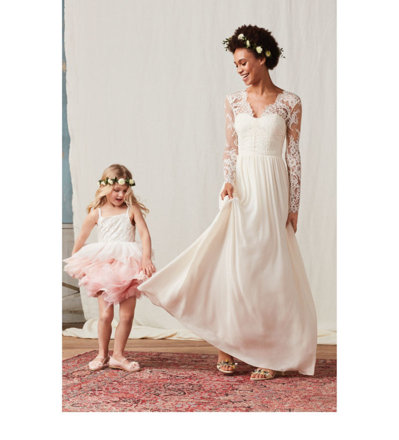 485336604a Affordable Bridal Collections : H&M Wedding Shop