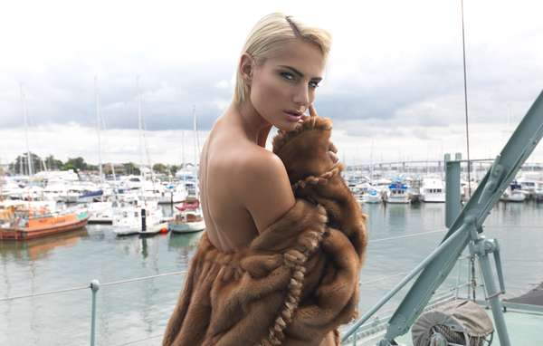 Seaworthy Fur Fashion
