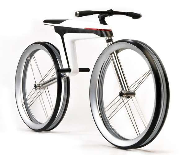 Power-Generating Bicycles