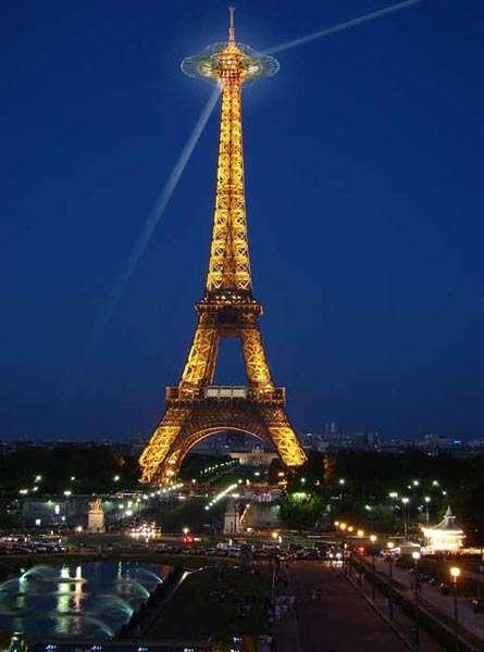 Serero Eiffel Tower Extension (UPDATE)