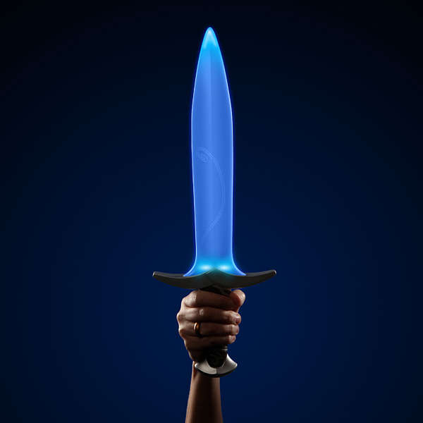 Battle Sounding Blades : Hobbit Deluxe Sting Sword