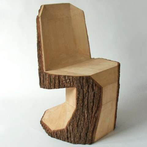 Iconic stump seats hobby panton chair - Sedie per camere da letto ...
