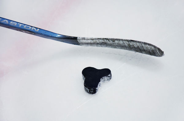 Triangular Hockey Pucks