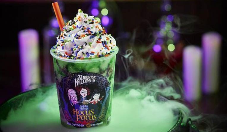 Halloween Movie-Honoring Shakes