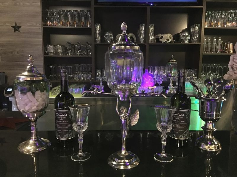 Witchcraft-Themed Retail Lounges