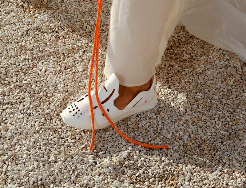 Single-Material Footwear Styles
