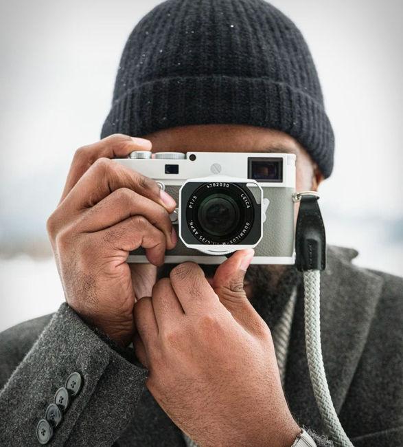 Timepiece-Inspired Cameras