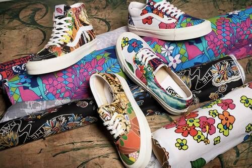 Californian Fabric Casual Sneakers
