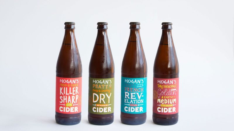 Multi-Flavored Rebranded Ciders