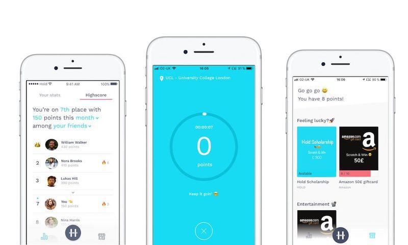 Rewarding Phone Restriction Apps