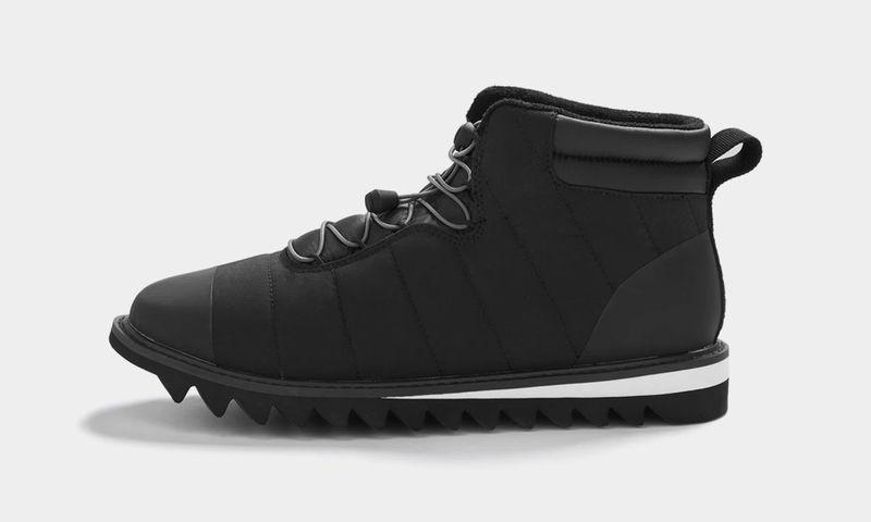 Comfy Post-Sport Boots