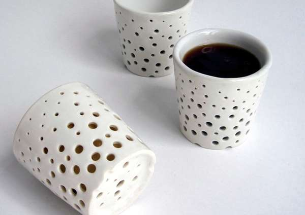 Crater Coffee Cups