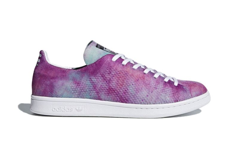 Tie Dye-Inspired Low-Tops