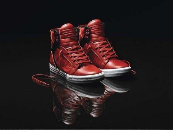 Holiday High Tops