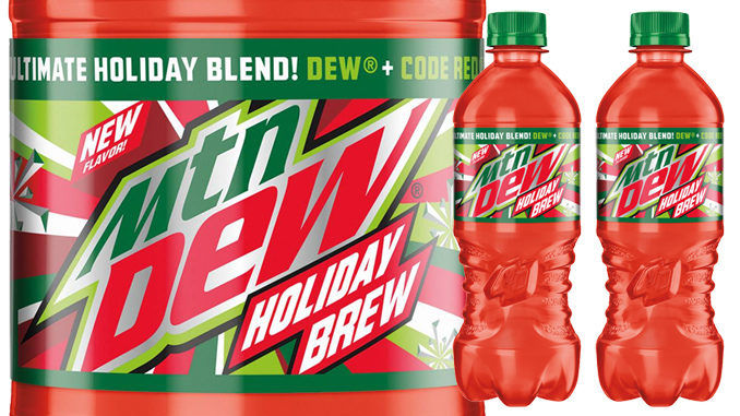 Blended Holiday Sodas