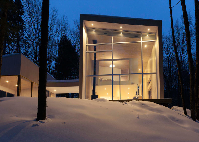 Glass Box Cabins