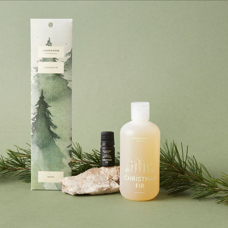 Sustainable Holiday Fir Gift Sets
