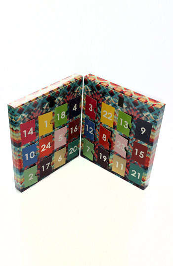 Festive Manicure Calendars