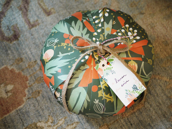 Alternative Gift Wrapping DIYs