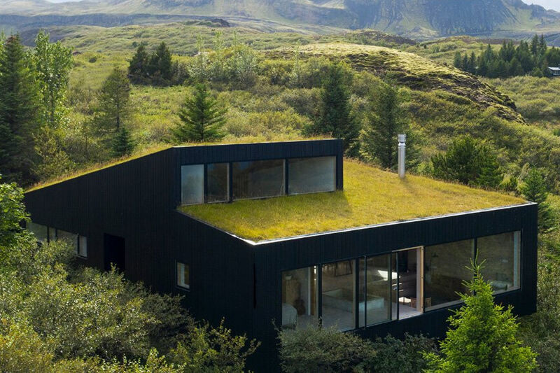 Green Roofed Holiday Homes