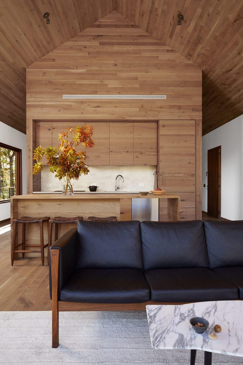 Harmonious Holiday Home Interiors