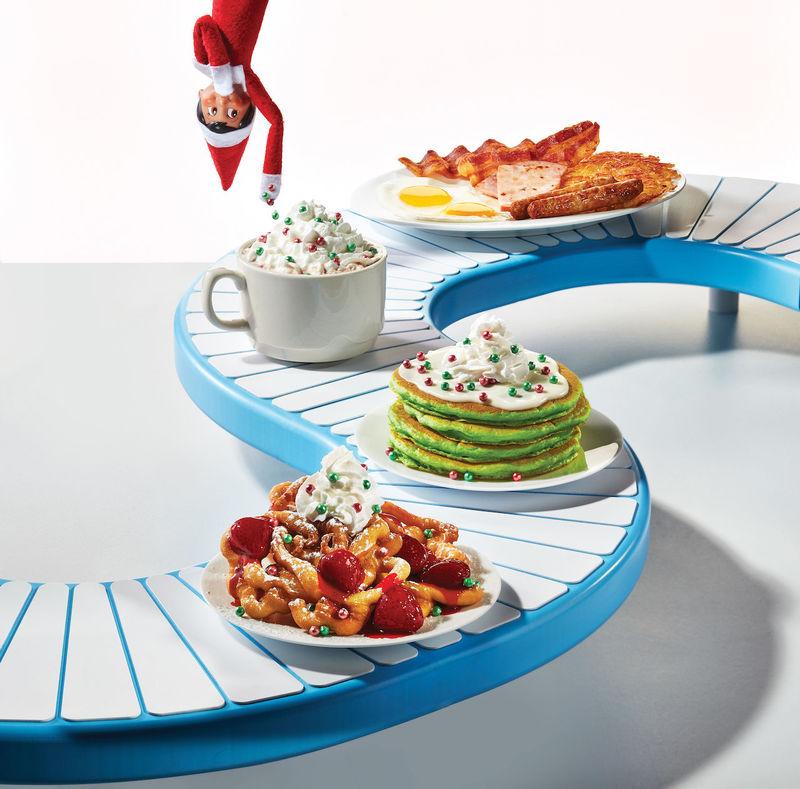 Elvish Toy-Themed Pancakes