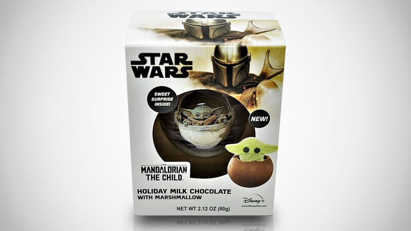 Marshmallow-Stuffed Sci-Fi Treats