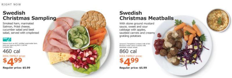 Festive Meatball Platters