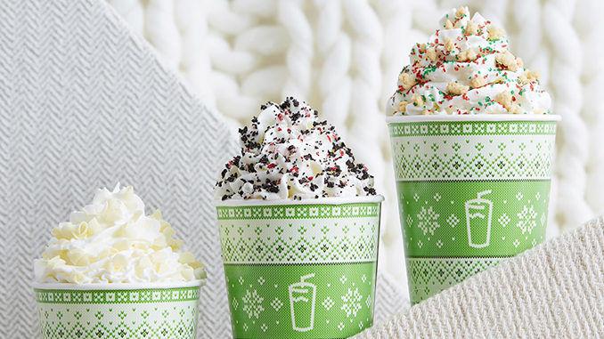 Cold Weather Custard Desserts