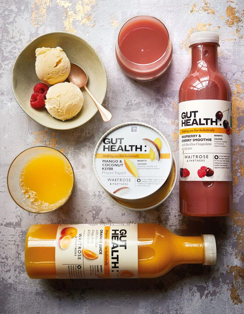 Balanced Prebiotic Health Products
