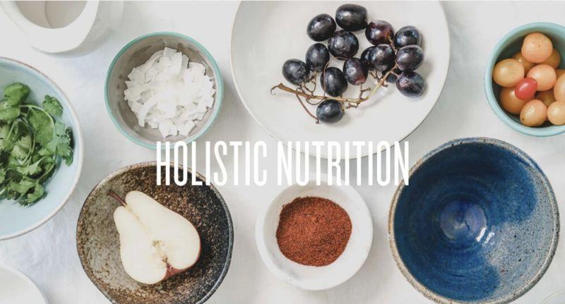 Holistic Nutrition Consultations
