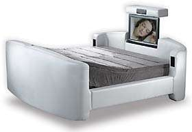 $35,000 Bed With Bravia System